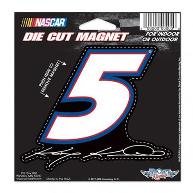 "Hendrick Motorsports Kasey Kahne Die-Cut Magnet - 4.5"" x 6"""