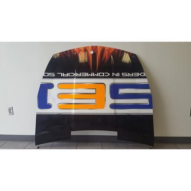 Hendrick Motorsports Chase Elliott 2016 SunEnergy1 Hood 6/26/2016