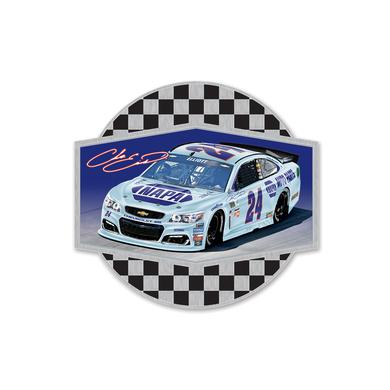 Hendrick Motorsports Chase Elliott 2017 #88 Darlington Collector Pin