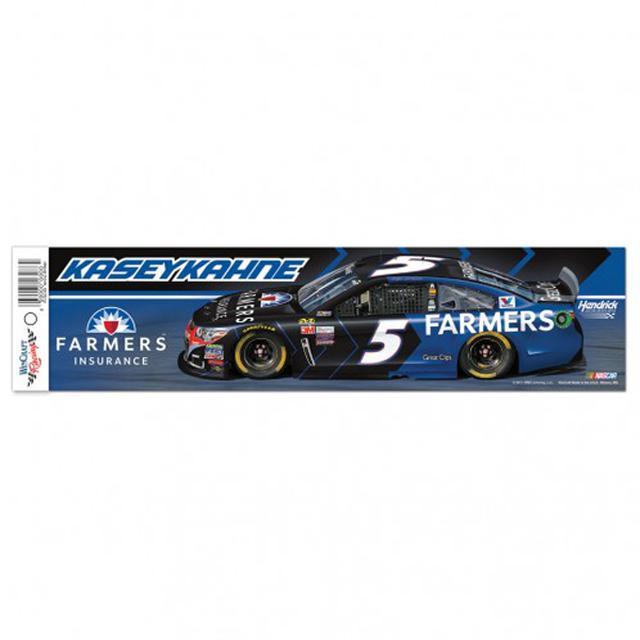 "Hendrick Motorsports Kasey Kahne Bumper Strip - 3"" x 12"""