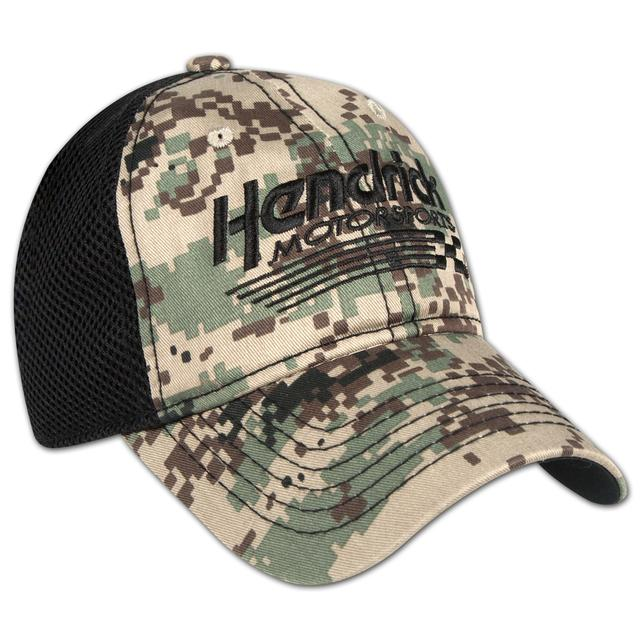 EXCLUSIVE Hendrick Motorsports Digital Camo Cap