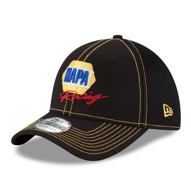Hendrick Motorsports New Era Chase Elliott Black Team Neo 39THIRTY Hat