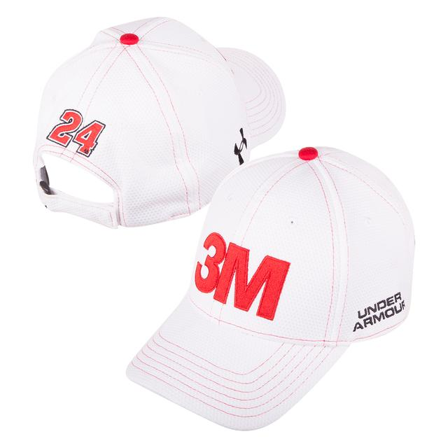 Hendrick Motorsports Chase Elliott #24 3M Official Team Hat