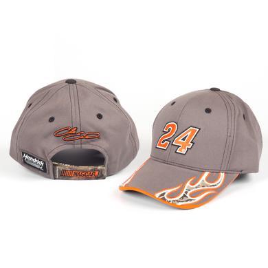 Hendrick Motorsports Chase Elliott #24 Camo Flame Hat