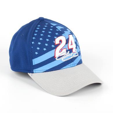 Hendrick Motorsports Chase Elliott #24 Stars & Stripes Hat