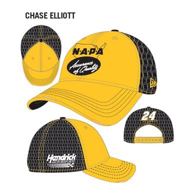 Hendrick Motorsports New Era Chase Elliott #24 Darlington NAPA Retro 9FORTY Hat