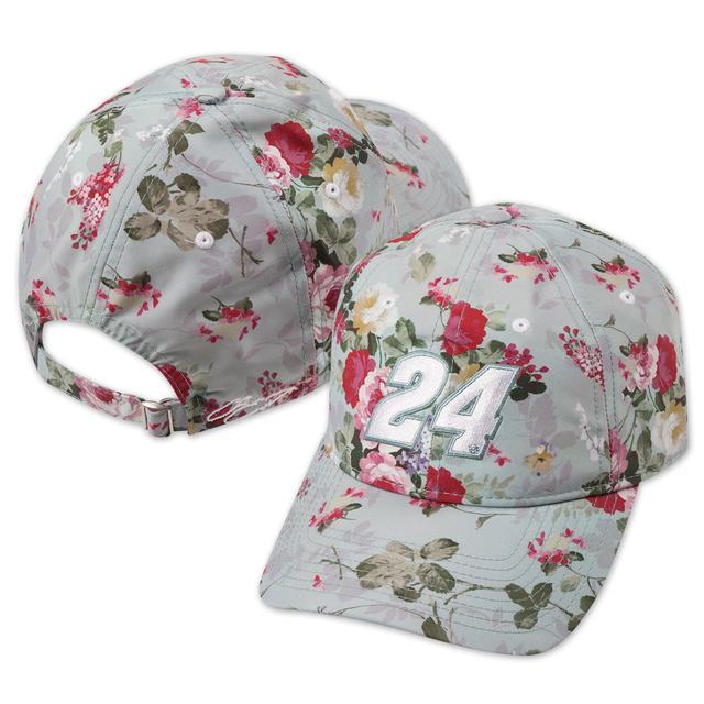 Hendrick Motorsports Chase Elliot #24 Ladies Bloomin' Hat