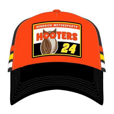 Hendrick Motorsports Chase Elliott Hooters Adult Patch Hat - OSFM