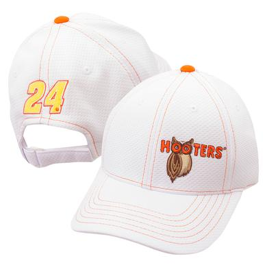 Hendrick Motorsports Chase Elliott #24 Official 2017 Team Hat - Hooters