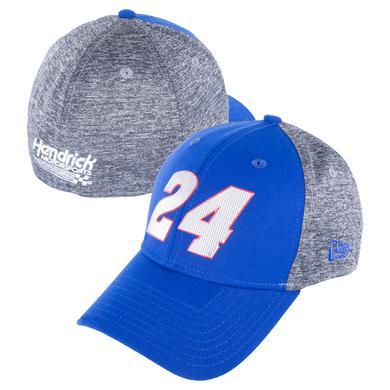 Hendrick Motorsports Chase Elliott #24 New Era Shadow Chrome 39THIRTY Flex Hat