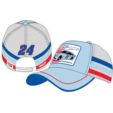 Hendrick Motorsports Chase Elliott 2017 #24 Darlington Hat