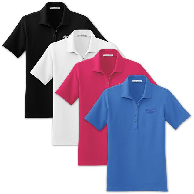 Hendrick Motorsports Ladies Silk Touch Polo
