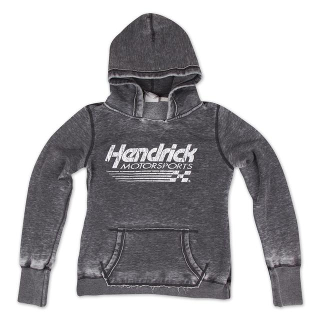 Hendrick Motorsports Exclusive Ladies Weathered Hoodie