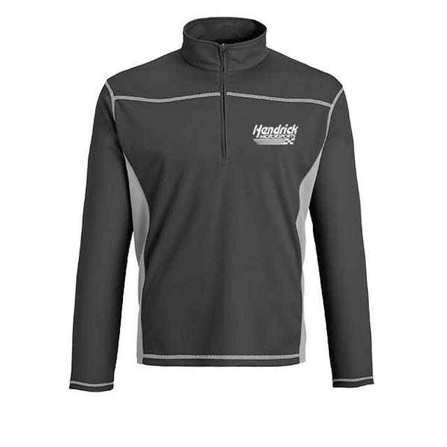 Hendrick Motorsports Exclusive Mens  1/4 Zip Baselayer