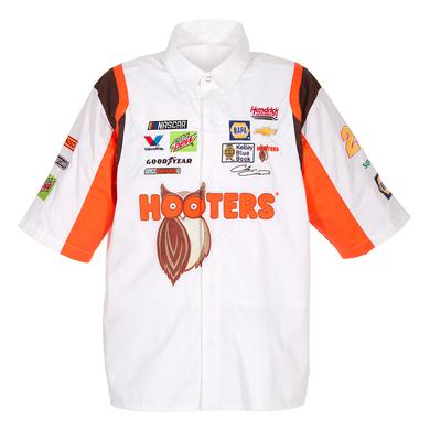 Hendrick Motorsports Chase Elliott 2017 Hooters Official Pit Shirt
