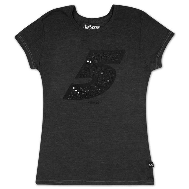 Hendrick Motorsports Ladies Number Of Sequins T-shirt