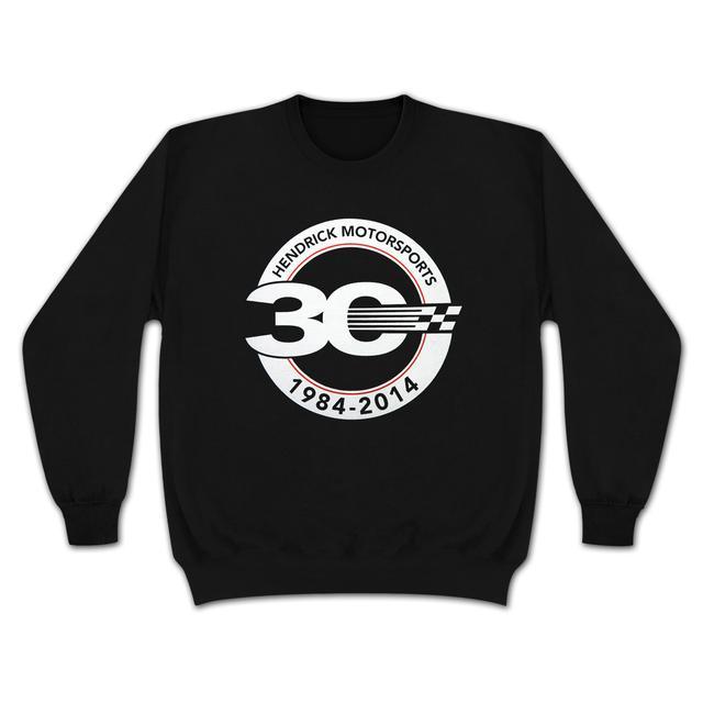 Hendrick Motorsports exclusive 30th Anniversary Fleece Sweat Shirt