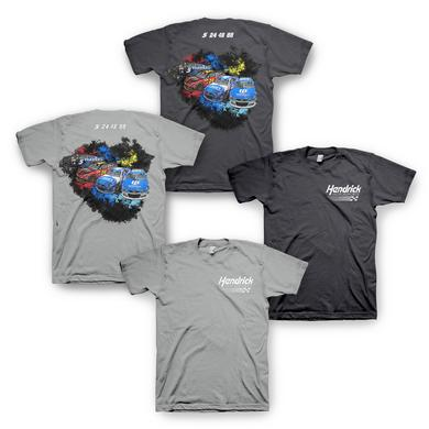 Exclusive Hendrick Motorsports 4 Driver T-Shirt