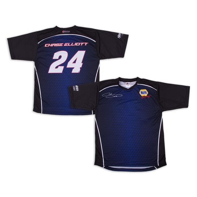 Hendrick Motorsports Chase Elliott #24 Gradient Performance T-Shirt