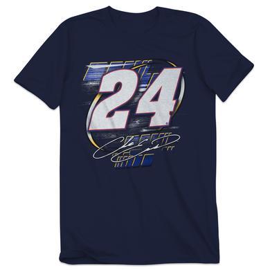 Hendrick Motorsports Chase Elliott #24 Vortex T-Shirt
