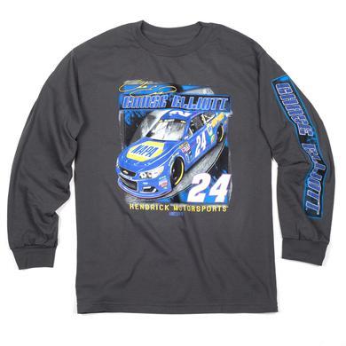 Hendrick Motorsports Chase Elliott #24 Velocity L/S T-Shirt