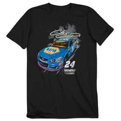 Hendrick Motorsports Chase Elliott #24 Smokin' T-Shirt