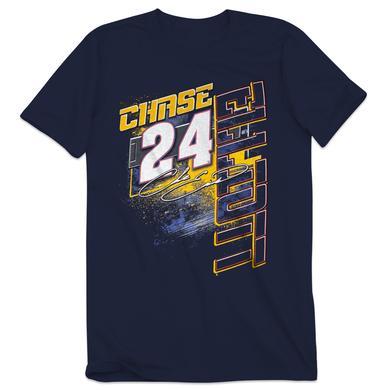 Hendrick Motorsports Chase Elliott 2017 Schedule T-shirt