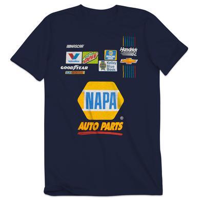 Hendrick Motorsports Chase Elliott 2017 NAPA Uniform T-shirt