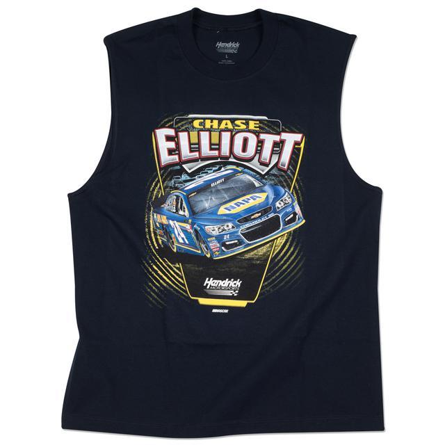 Hendrick Motorsports Chase Elliott Adult 1-spot Muscle T-shirt - NAPA