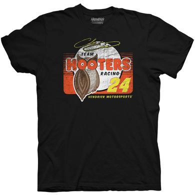 Hendrick Motorsports Chase Elliott Hooters Adult Vintage T-shirt