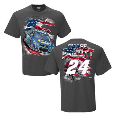 Hendrick Motorsports Chase Elliott Stars and Stripes T-shirt