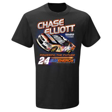 Hendrick Motorsports Chase Elliott #24 Sun Energy 1 T-shirt