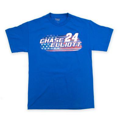 Hendrick Motorsports Chase Elliott Patriotic NAPA T-shirt