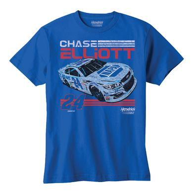 Hendrick Motorsports Chase Elliott 2017 #24 Darlington Youth Graphic T-shirt