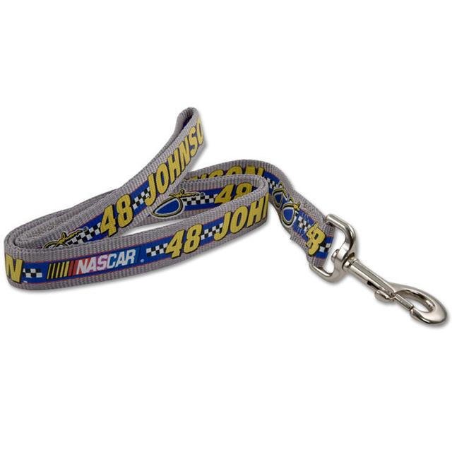 "Hendrick Motorsports Jimmie Johnson #48 Nylon Dog Lead 1"" x 4ft"