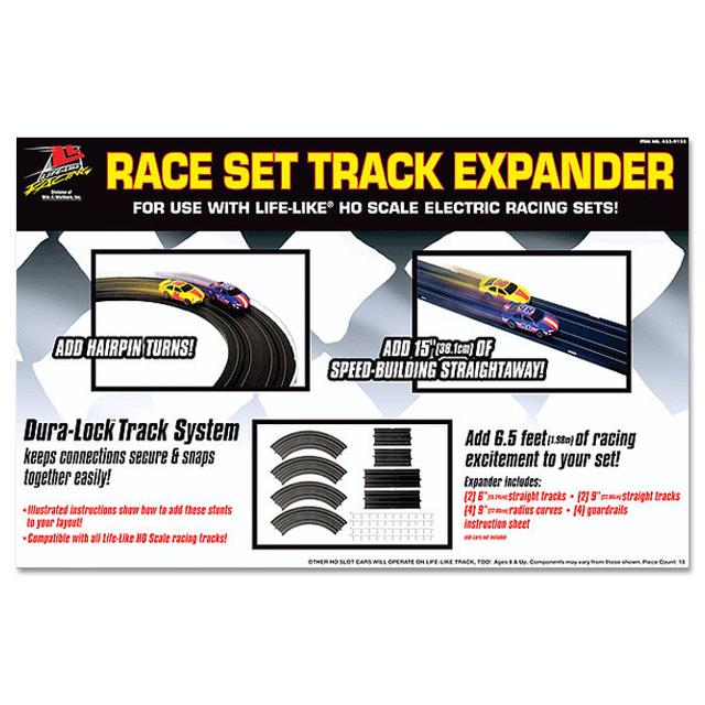 Hendrick Motorsports Jimmie Johnson Race Track Expander - 6.5ft