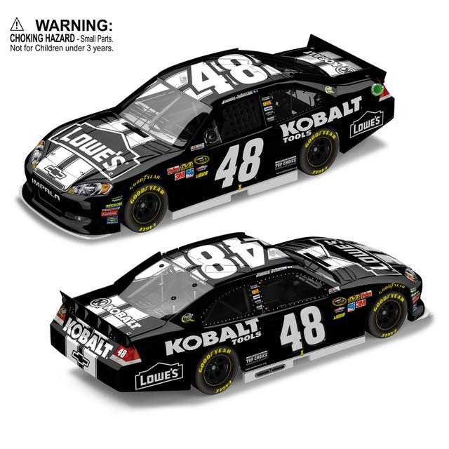 Hendrick Motorsports Jimmie Johnson #48 2012 Kobalt 1:64 Scale Diecast HardTop