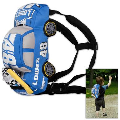 Hendrick Motorsports Jimmie Johnson Child Safety Harness Backpack