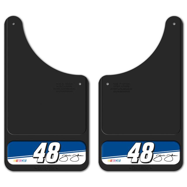 Hendrick Motorsports Jimmie Johnson #48 Fusion Car/Van Mud Flaps