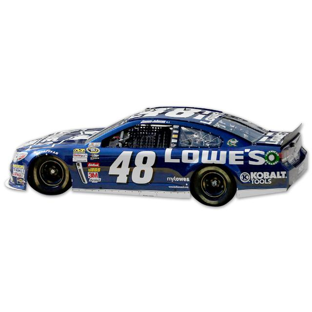 Hendrick Motorsports Jimmie Johnson #48 2013 Martinsville Win 1:24 Scale Diecast