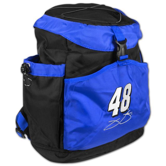 Hendrick Motorsports Jimmie Johnson Backpack Cooler