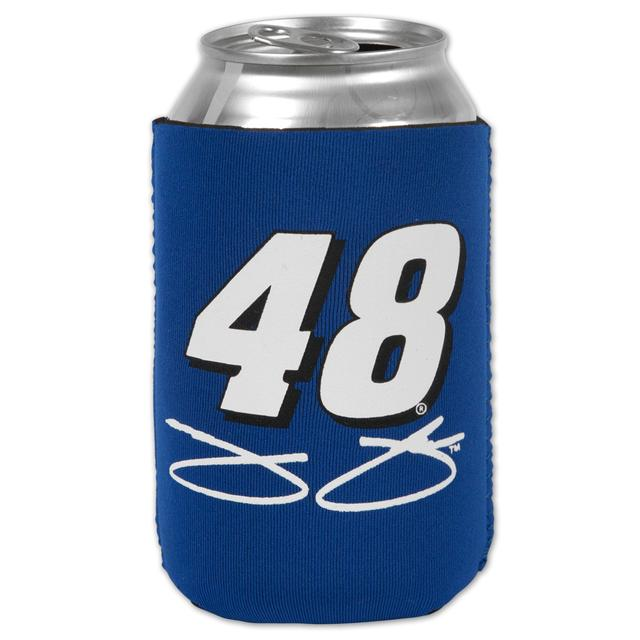 Hendrick Motorsports Jimmie Johnson #48 Flat Can Koozie