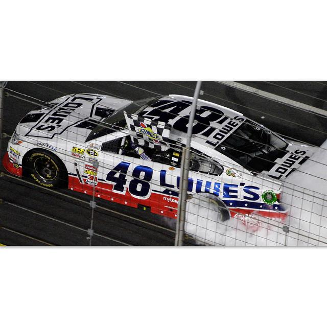 Hendrick Motorsports Jimmie Johnson 2013 NASCAR Sprint All-Star Race  1:24 Scale Diecast HOTO