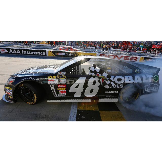 Hendrick Motorsports Jimmie Johnson #48 2013 AAA 400 1:24 DieCast HOTO