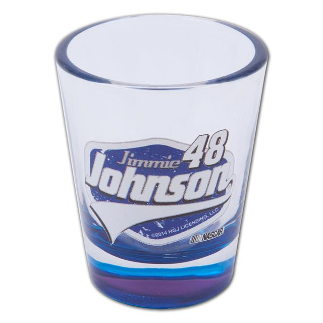 Hendrick Motorsports Jimmie Johnson - 2014 Collector Shot Glass
