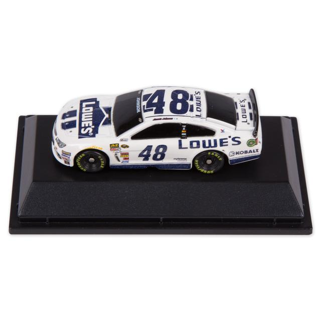 Hendrick Motorsports Jimmie Johnson - Lowe's Racing1:87 Scale Die-Cast Jewel Case