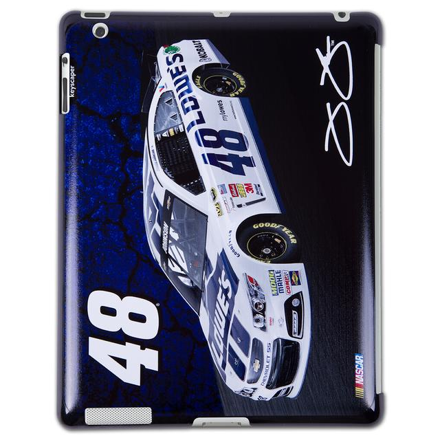 Hendrick Motorsports Jimmie Johnson #48 iPad 2/3 Case