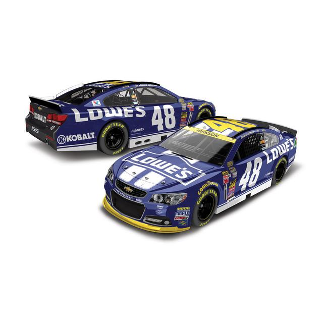 Hendrick Motorsports Jimmie Johnson  - #48  2014 Official Nascar Chase for the Cup Series Diecast  1:64 Scale