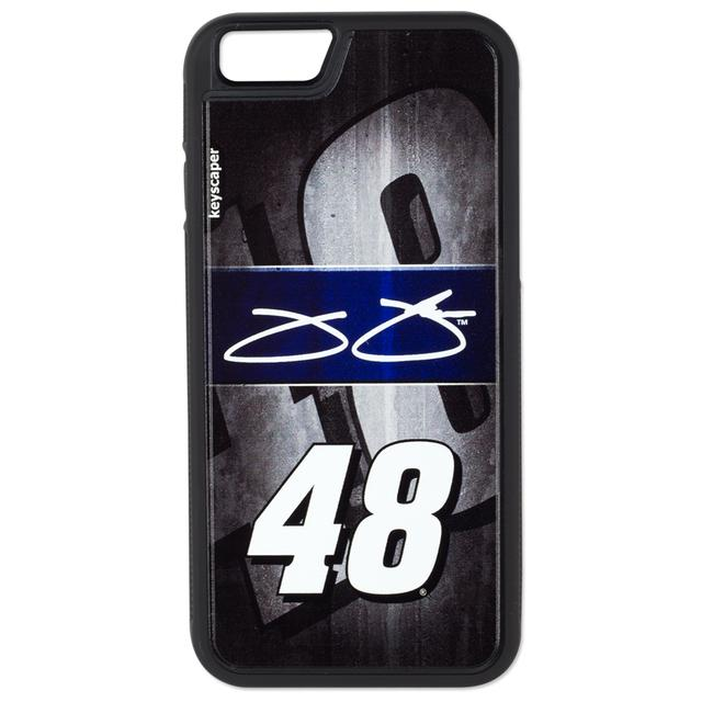 Hendrick Motorsports Jimmie Johnson iPhone 6 Bump Series Case