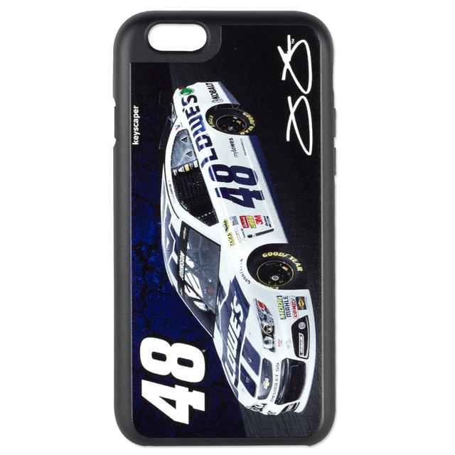 Hendrick Motorsports Jimmie Johnson iPhone 6 Rugged Case